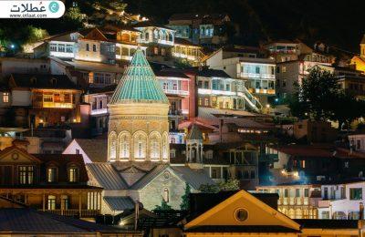 وين أروح في تبليسي أفضل الأماكن السياحية الأكثر زيارة