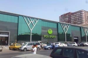 ياسل بازار السوق الأخضر
