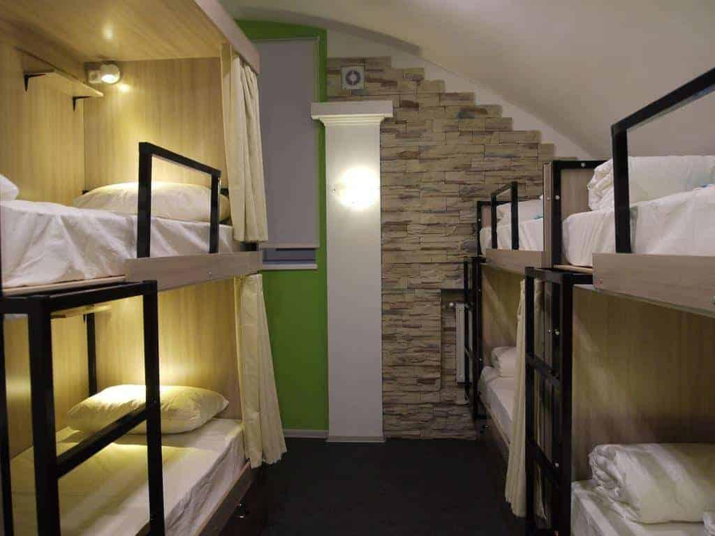 1.Hostel Krolichya Nora