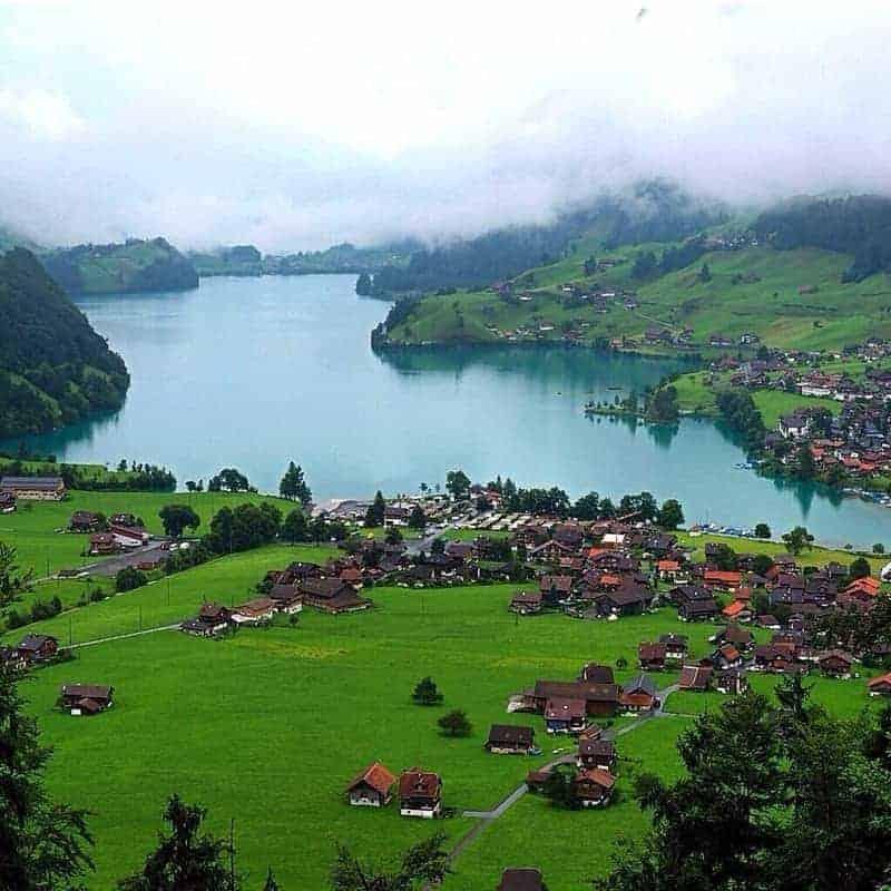 اشهر و اجمل ثلاث بحيرات في اوروبا