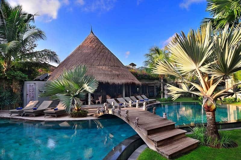 أشهر مناطق السكن في جزيرة بالي