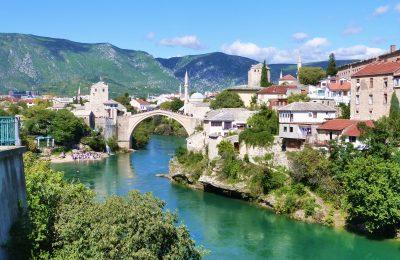 إحداثيات اهم المعالم السياحيه في البوسنة
