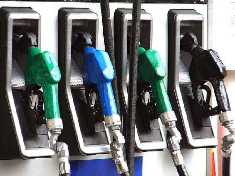 اختيار نوع الوقود