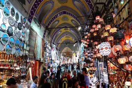 اشهر اسواق اسطنبول الشعبية الرخيصة