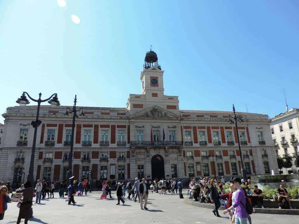 اشهر ساحات و شوارع إسبانيا