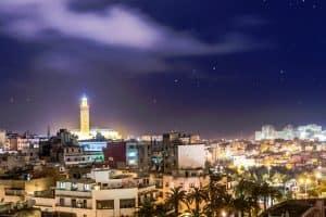 الوصول الى المدينة العربية الساحرة - المغرب م101