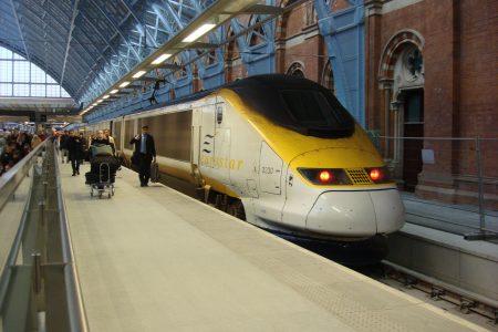المسافة بين اسبانيا وفرنسا بالقطار(القطارات في أوروبا)