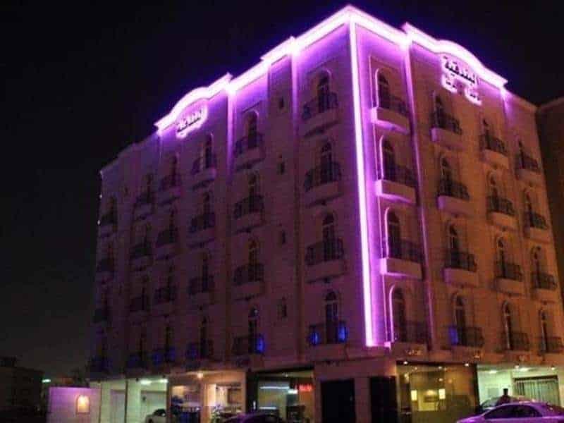 الشقق الفندقية فينيسيا