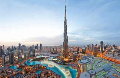 مالاتعرفه عن برج خليفة في دبي