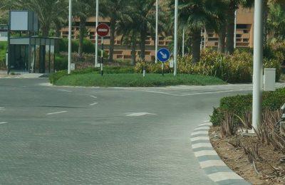 تقرير مصور عن زيارة مدينة مصدر أبوظبي
