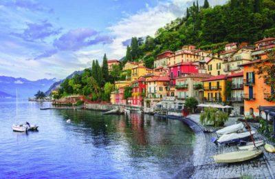 تقرير متواضع عن رحلتي الى ايطاليا