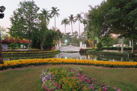 حديقة شنغماي الوطنية أفضل 5 أماكن سياحية في شنغماي