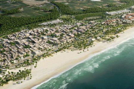 احداثية شاطئ الفزايح صلالة