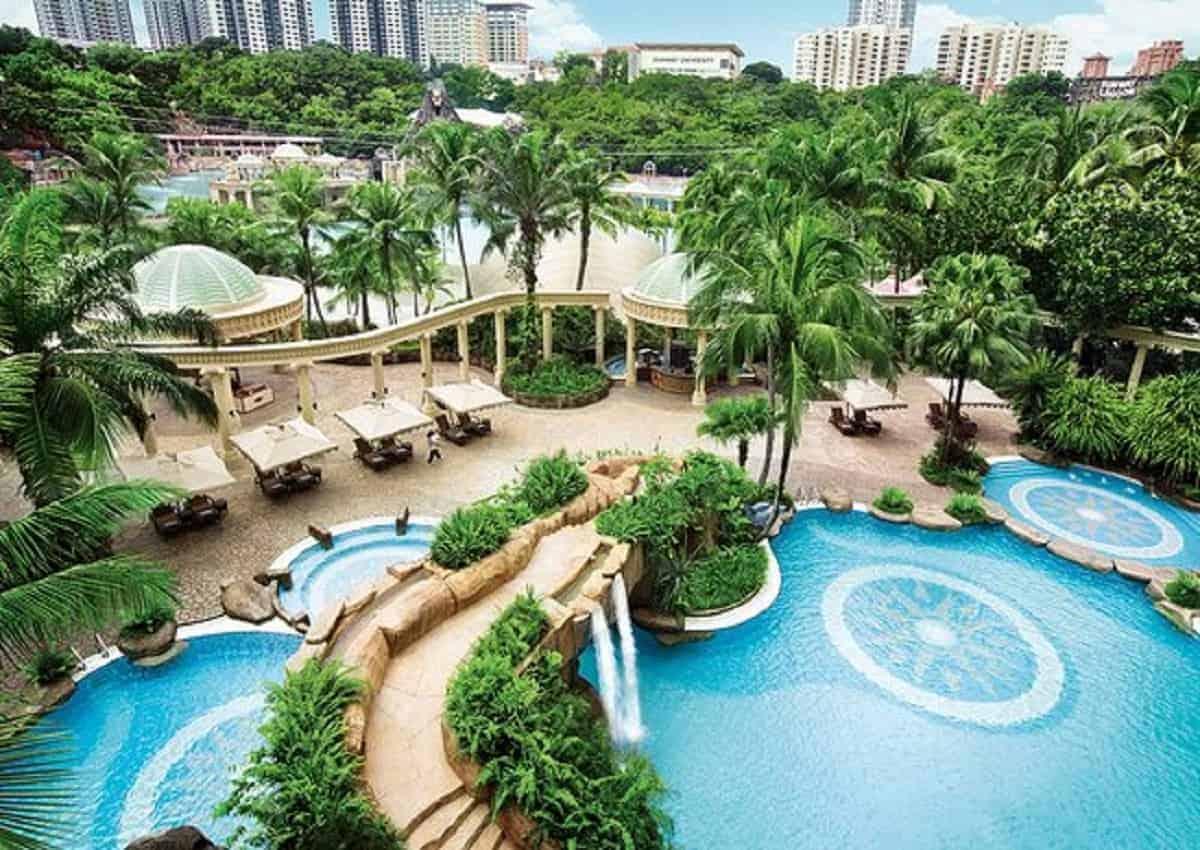 فنادق و منتجعات العائلات في ماليزيا (افضل 10 فنادق)