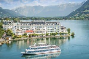 فندق جراند زيلامسي النمسا