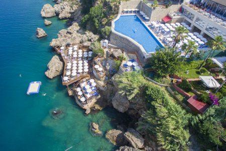 فندق رمادا بلازا انطاليا تقرير بالصور عن الفندق الخيالي