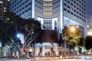 فندق كارلتون سنغابور