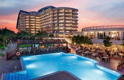 فندق ليبرتي لارا انطاليا بتركيا موقع مميز و خدمات 5 نجوم