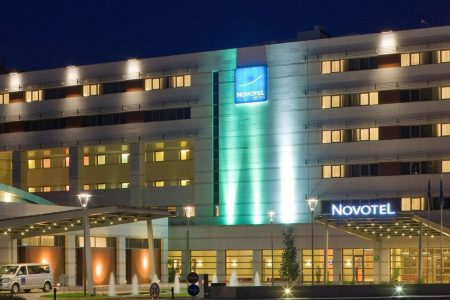 فندق نوفوتيل طرابزون الجديد