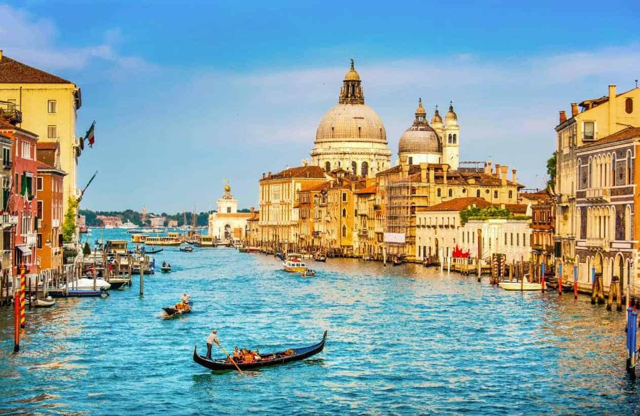 اين تقع البندقية وما هي اهم المدن القريبة من البندقية