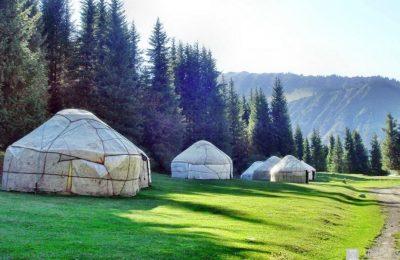 برنامج  سياحي الى قرغيزستان لمدة 15 يوم