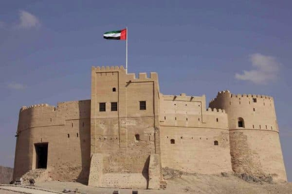 قلعة الفجيرة