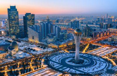 كازاخستان معلومات عن ثامن أكبر بلد في العالم