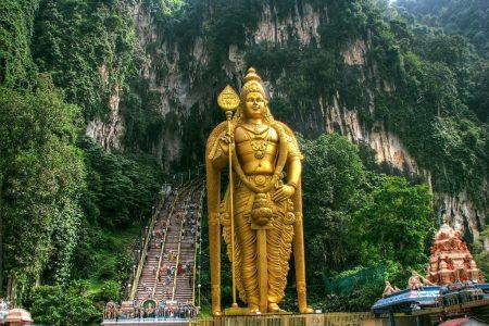 كهوف باتو في ماليزيا تقريري الجديد هل تستحق الزيارة؟
