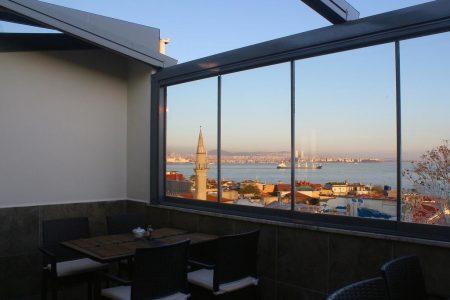 كيف تسكن في اسطنبول ب 10يورو بس ارخص فندق للشباب