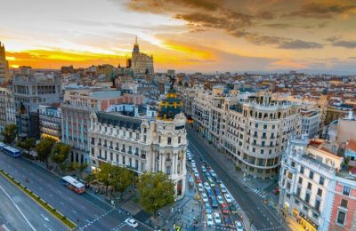 برنامج سياحي الى مدريد لمدة 3 أيام