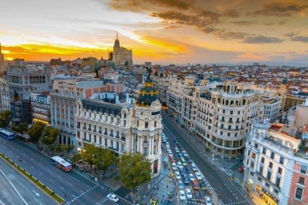 اسبانيا السياحة في مدريد مدينة مدريد أكثر المدن السياحية شهرة