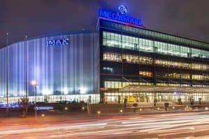 مركز تسوق إس إم ميغامول