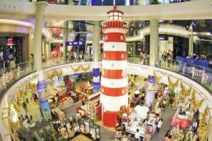 مركز تسوق تيرمنال 21