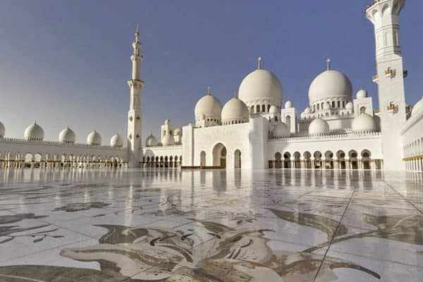 مسجد الشيخ زايد بن سلطان