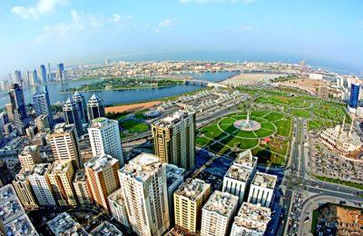 اجازة في الشارقة دبي شاطئ العقة