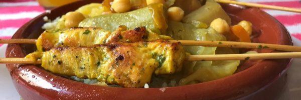 مطعم قصبة المغربي
