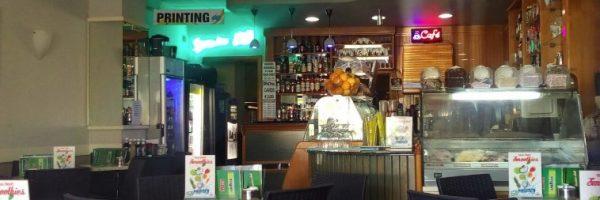 مطعم و مقهى ناين بول