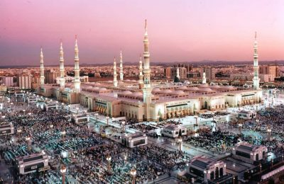 معلومات عن المسجد النبوي و صورة مخطط المسجد بالعربي