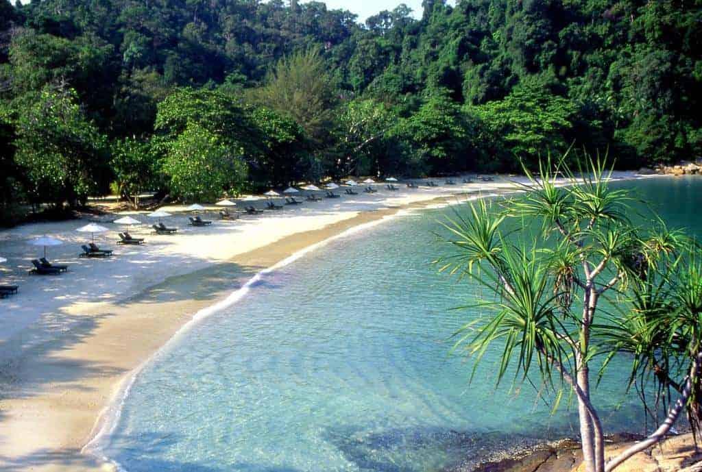 منتجع بانجكور لأوت ، جزيرة بانجكور