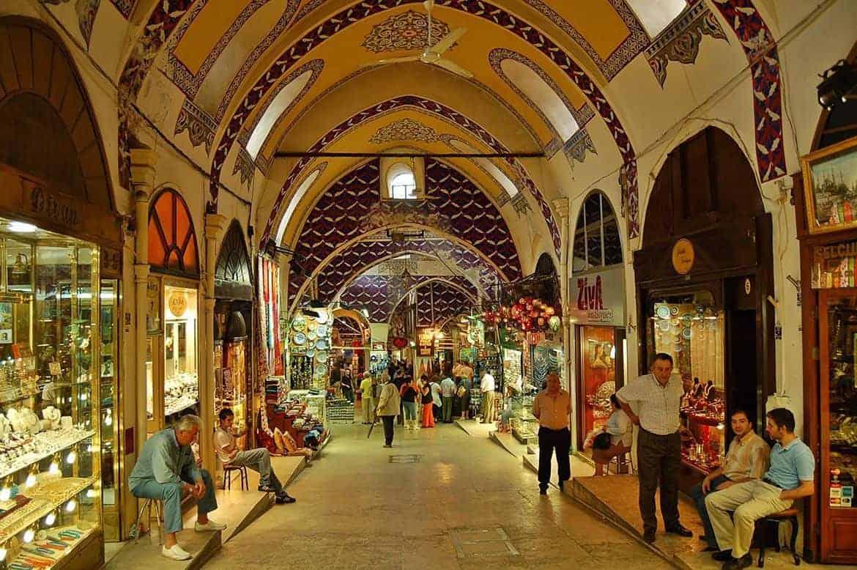 من أين اشتري هدايا في تركيا ؟