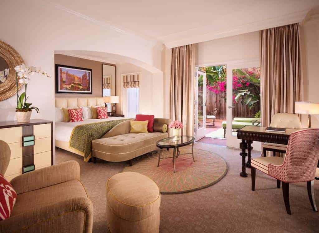 1.فندق ذا بيفرلي هيلز-min