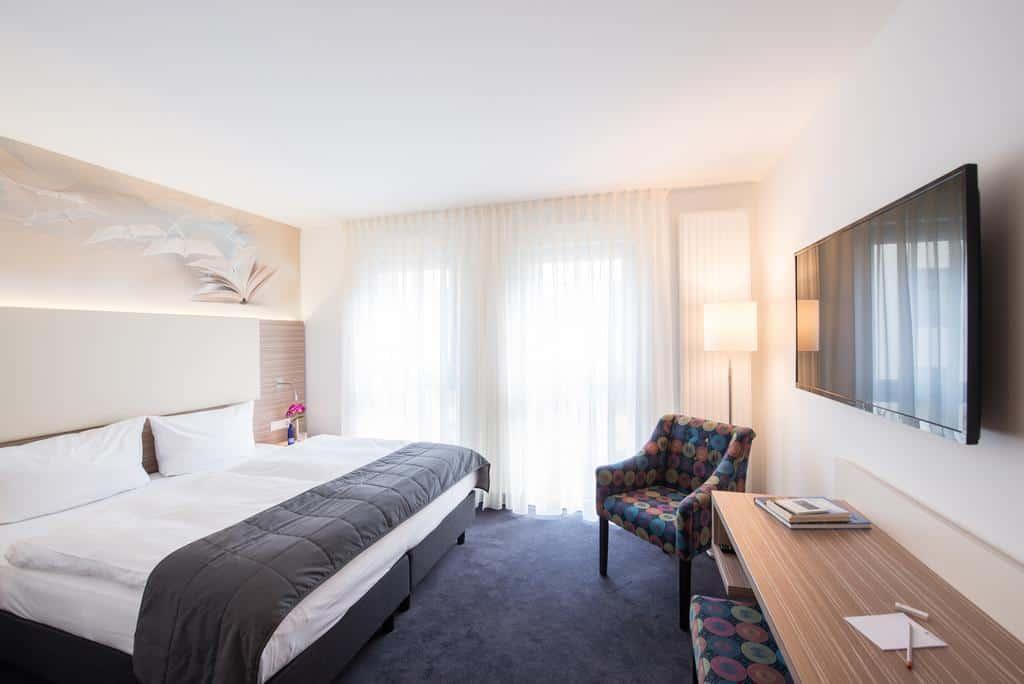 1.Book Hotel Leipzig