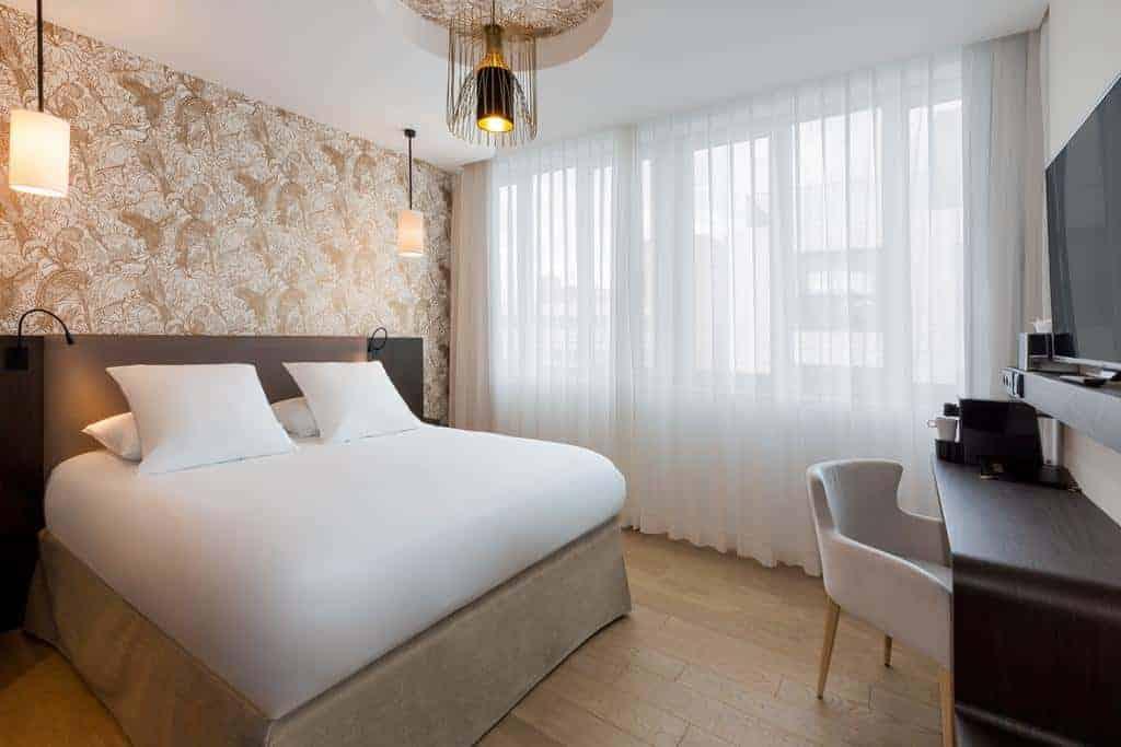 1.Hotel L'Arbre Voyageur – BW Premier Collection – LILLE-min