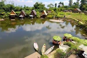 زيارة مدينة باندونق وشياترا – ماليزيا