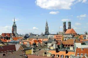 مدينة ميونيخ – المانيا