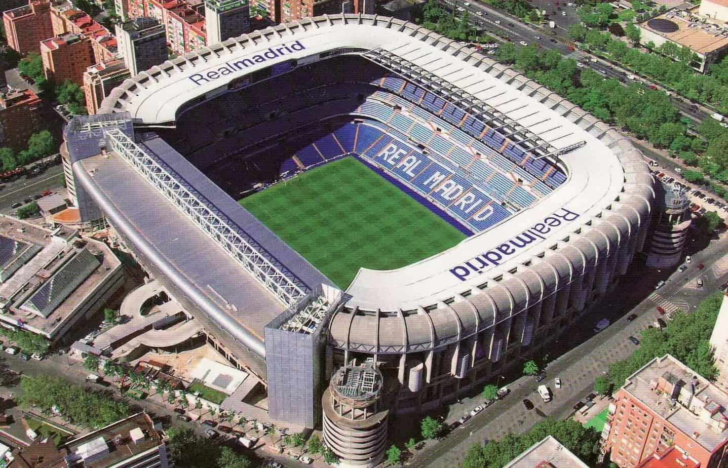 ملعب سانتياغو بيرنابيو