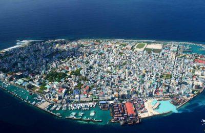 جزيرة ماليه عاصمة جزر المالديف Malé city maldives