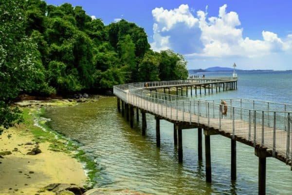 جزيرة بولاو أوبين