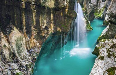 احداثيات اهم الأماكن السياحية في سلوفينيا