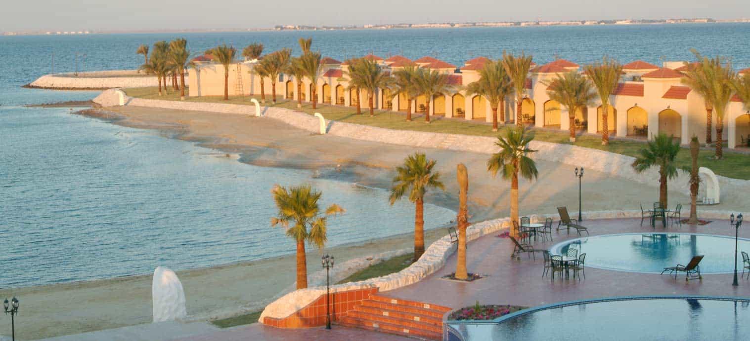 افضل 6 شواطئ في المملكة العربية السعودية